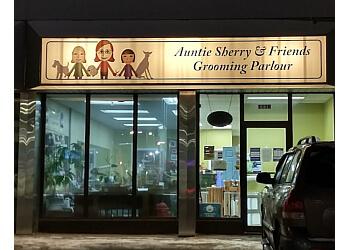 Sudbury pet grooming Auntie Sherry & Friends Grooming Parlour