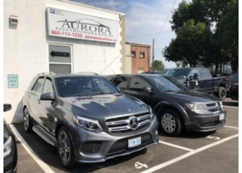 Aurora auto body shop Aurora Auto Collision