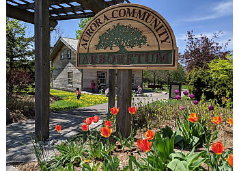 Aurora places to see Aurora Community Arboretum