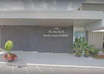 Aurora recreation center Aurora Family Leisure Complex