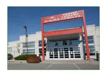 Aurora recreation center Aurora Family Leisure Complex (AFLC)