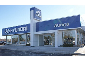 Aurora car dealership Aurora Hyundai