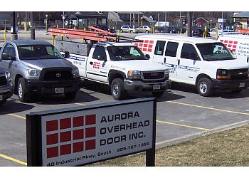 Aurora garage door repair Aurora Overhead Door Inc.