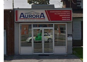 Oshawa window company Aurora Windows & Doors Ltd.