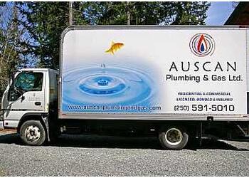 Nanaimo plumber Auscan Plumbing & Gas Ltd.