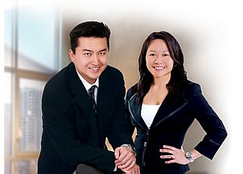 Richmond real estate agent Austin Kay & Anita Chan Realty