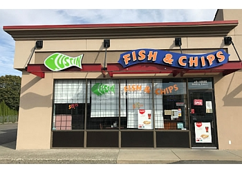 Chilliwack fish and chip Austins Fish & Chips
