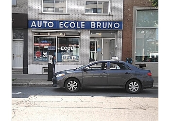Montreal driving school Auto-École Bruno