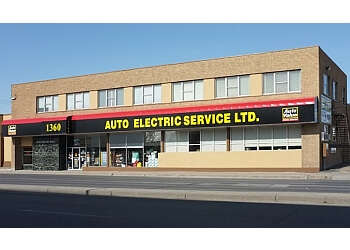 Regina car repair shop Auto Electric Service Ltd