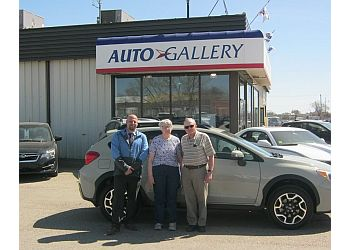 Regina car dealership Auto Gallery Subaru