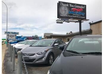 Winnipeg used car dealership Auto Gallery of Winnipeg