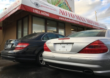 Vancouver used car dealership Auto Max Motors