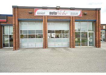 Markham car repair shop AutoNiche