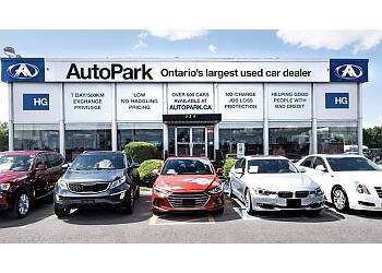 Brampton used car dealership AutoPark