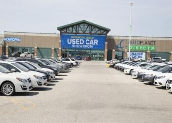 Brampton used car dealership AutoPlanet Direct