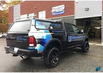 Sherbrooke sign company Auto Trim Estrie