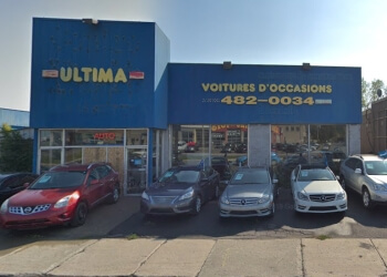 Montreal used car dealership AutoUltimax