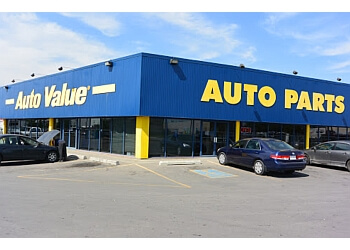 Calgary auto parts store Auto Value Forest Lawn