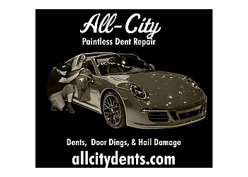 London auto body shop All-City Dent Repair