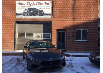 Montreal auto body shop Auto el.g 2016 inc.