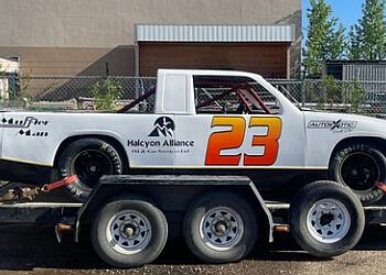 Grande Prairie sign company Autoexotic Trim & Signs