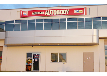 Abbotsford auto body shop Automall Autobody