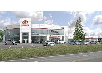 Terrebonne car dealership Automobiles Léveillé Toyota