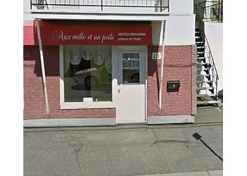 Drummondville pet grooming Aux Mille Et Un Poils