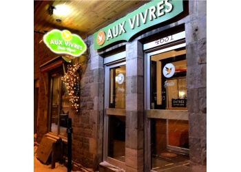 3 Best Vegetarian Restaurants In Montreal Qc Threebestrated