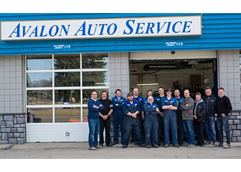 Saskatoon car repair shop Avalon Auto Service