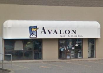 Kelowna event rental company Avalon Event Rentals Inc.