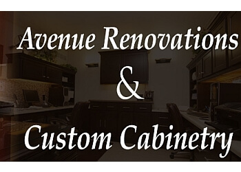 Sherwood Park custom cabinet Avenue Renovations & Custom Cabinetry