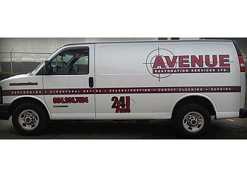 Richmond carpet cleaning Avenue Restoration Services Ltd.