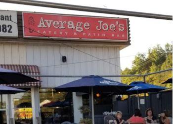 North Bay seafood restaurant Average Joe's Eatery & Patio Bar