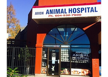 Surrey veterinary clinic Avon Animal Hospital