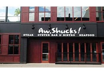 Aurora seafood restaurant Aw Shucks Seafood Bar & Bistro