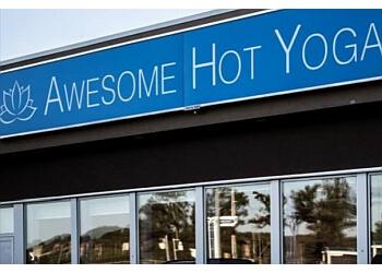 Winnipeg yoga studio Awesome Hot Yoga and Barre