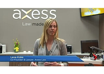 Vaughan notary public Axess Law Professional Corporation