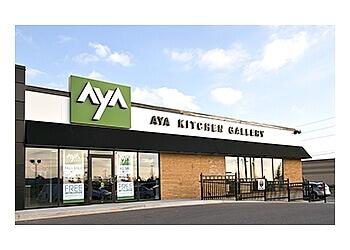 Ajax custom cabinet AYA KITCHENS & BATH LTD.