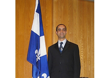 Quebec immigration lawyer Maître Chiheb Ayed Avocat
