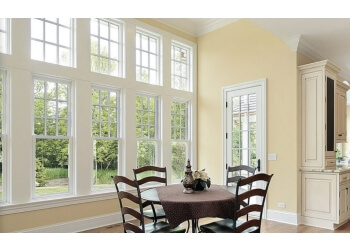 Burlington window company Aztech Doors & Windows