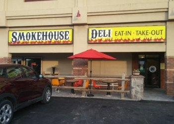 Orillia bbq restaurant B8's Smokehouse & Hot Deli