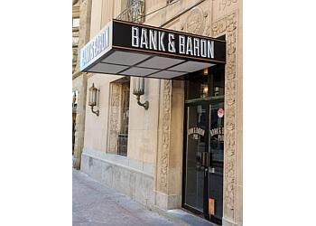 Calgary pub BANK & BARON P.U.B