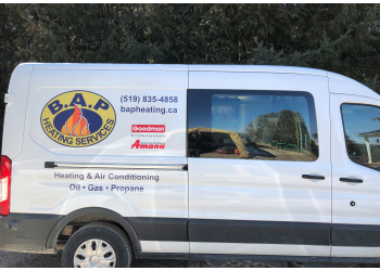 Guelph hvac service B.A.P Heating & Cooling Services