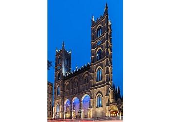 Montreal church BASILIQUE NOTRE-DAME