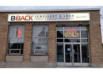London pawn shop B/Back Pawnbrokers