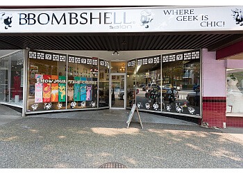 New Westminster hair salon B-Bombshell Salon