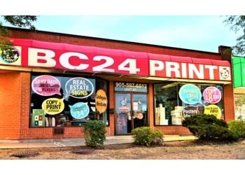 Vaughan printer BC24 Print