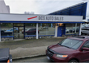 Vancouver used car dealership BCS Auto Sales