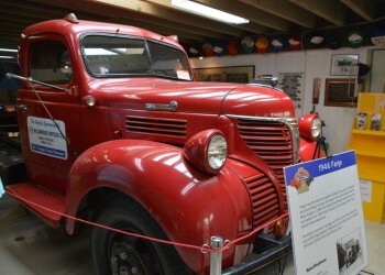 Surrey places to see BC Vintage Truck Museum